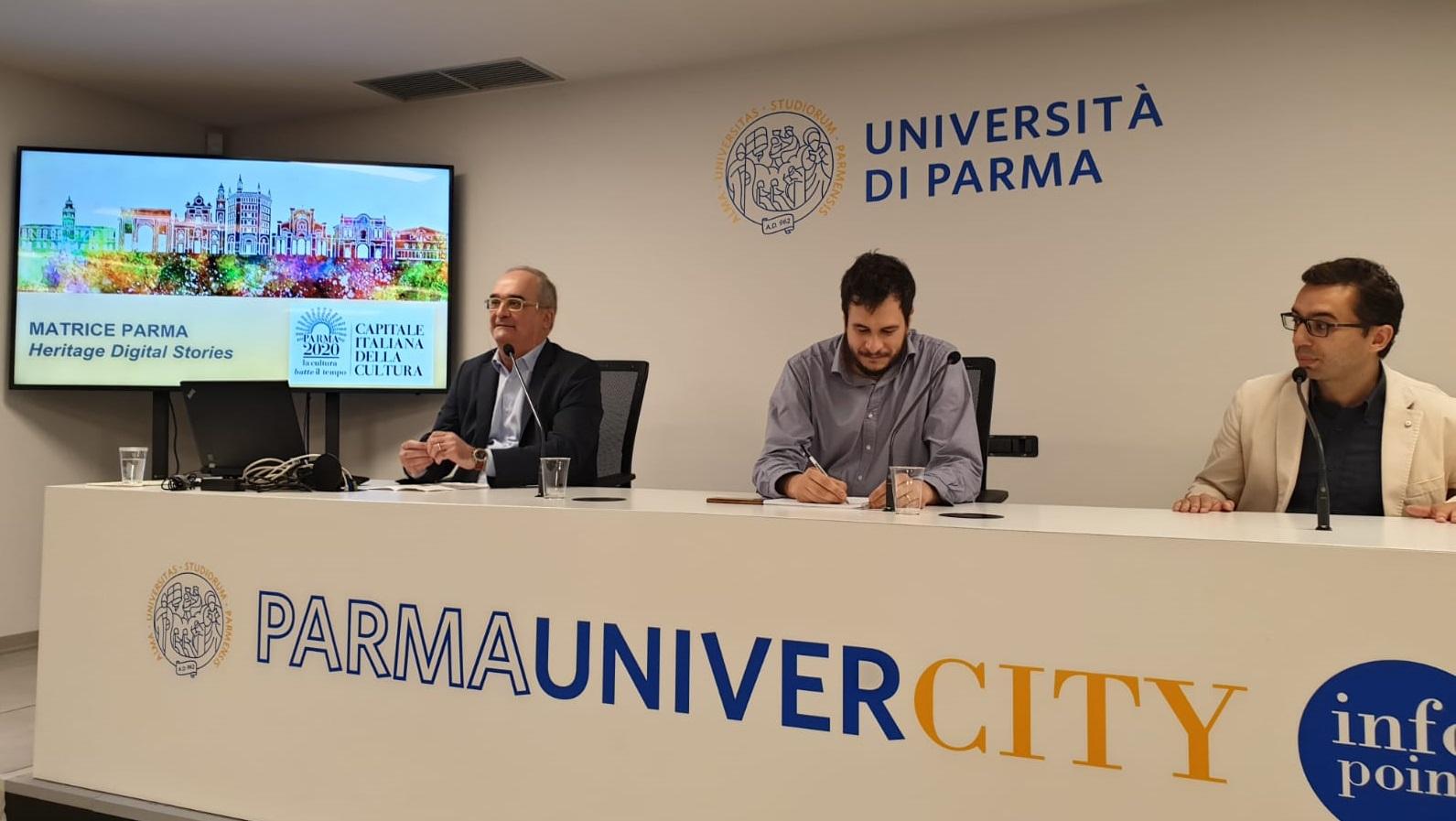 Il viaggio di Matrice Parma continua