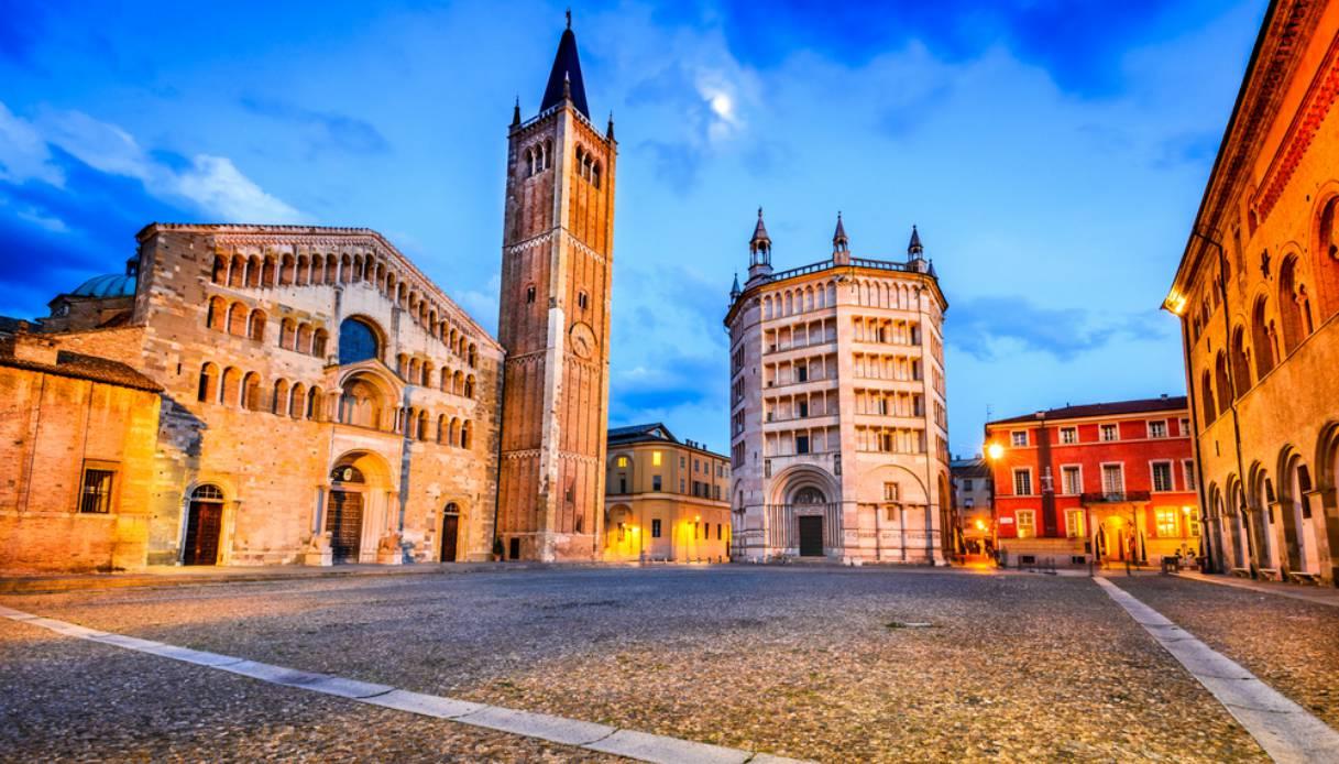 Matrice Parma e l'estate